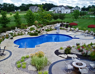 Swimming Pools Photos And Pictures Kalamazoo Pool Service Construction 269 375 2449